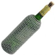 Chainmail Wine Bottle Bag